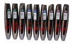 9 x Rimmel Kate Scandal Eyes Mascara | 3 shades | Sapphire, Emerald, Amethyst